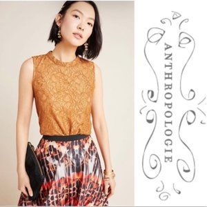 Anthropologie | NWT Wendy Lace Top